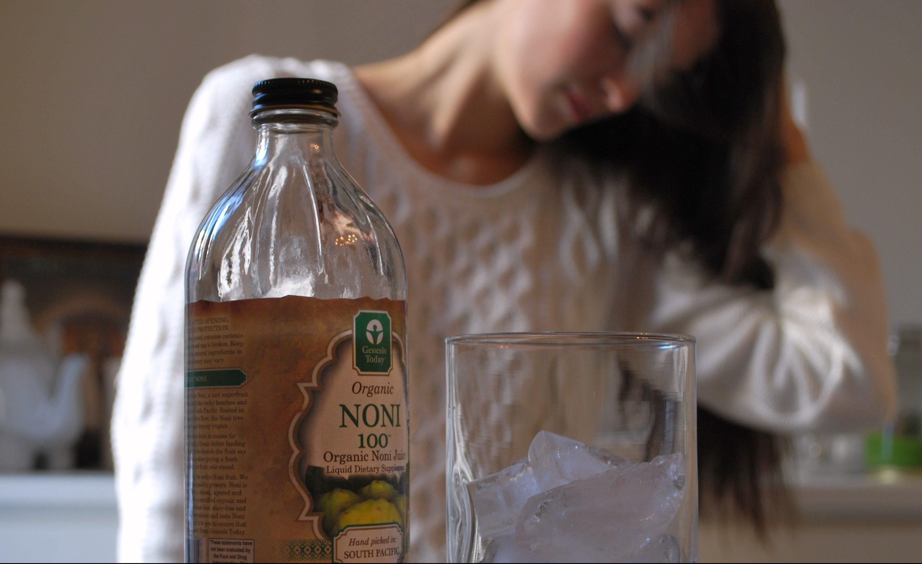The Glow Juice: Genesis Today's Organic Noni