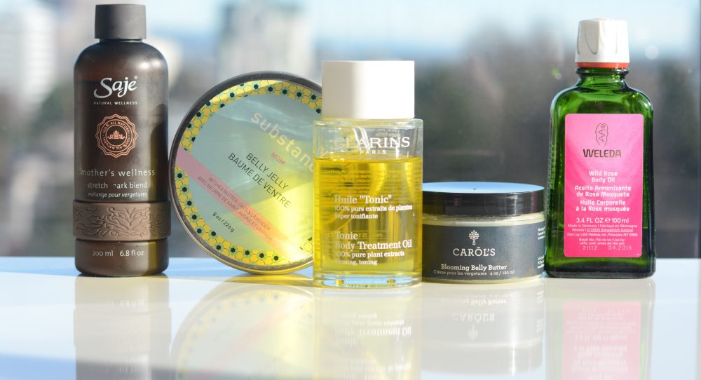 My 5 Favourite Products for Growing Bellies