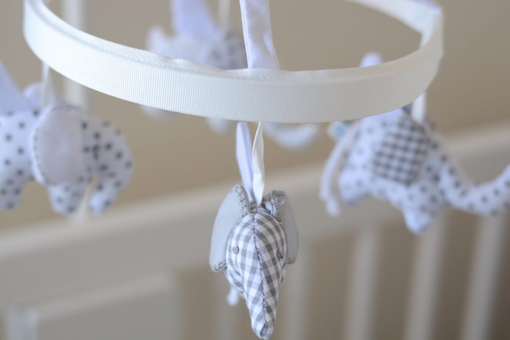 A Nursery For Our Baby Boy